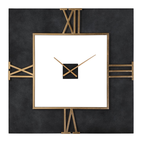 Mudita Square Wall Clock