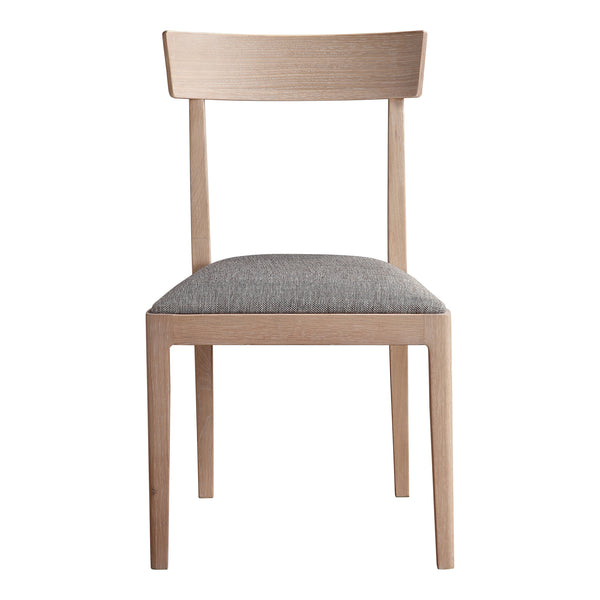 Leone Dining Chair White Oak Set Of Two