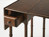Darrow Umber Drop-leaf Table