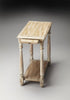 Devane Driftwood Chairside Table