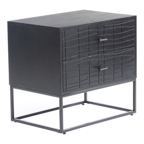 Atelier Nightstand Black
