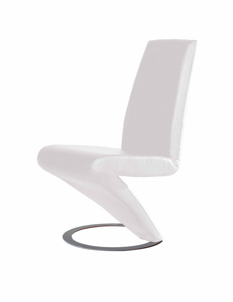 Z Dining Chair With Round Base