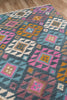 Caravan Hand Woven Lamb's Wool Indian Area Rug