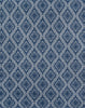 Hand Woven Blue Pleasant Area Rug