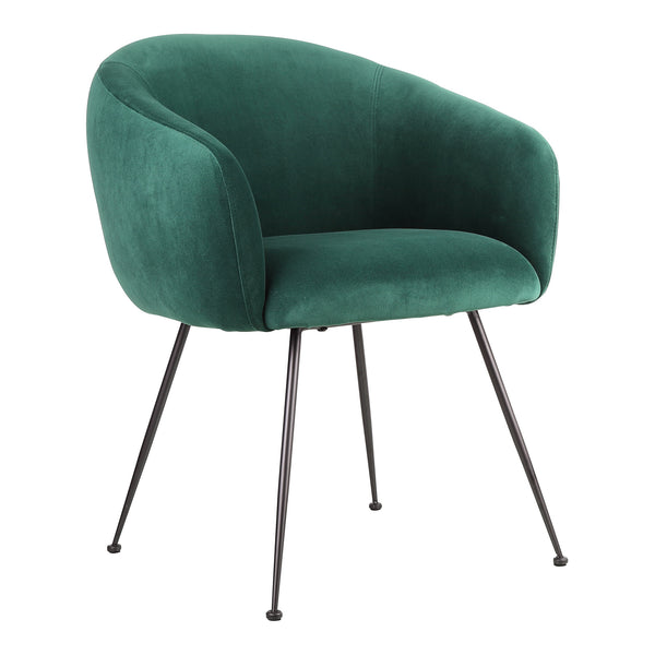 Clover Dining Chair Green