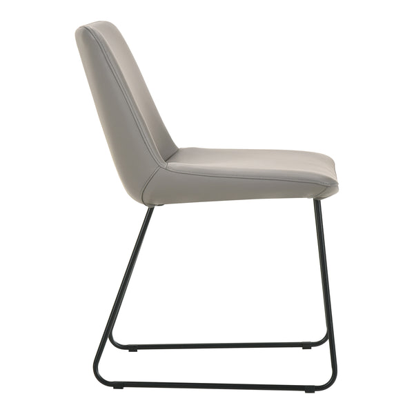 Villa Dining Chair Grey-Set Of Two