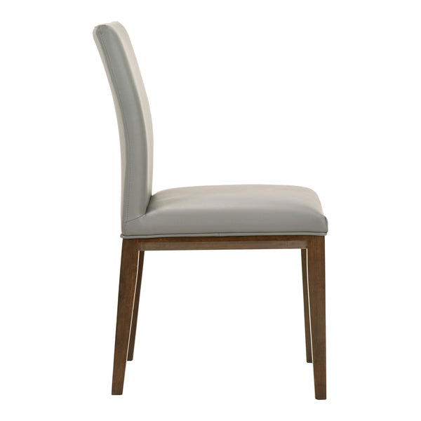 Frankie Dining Chair Grey-Set Of Two