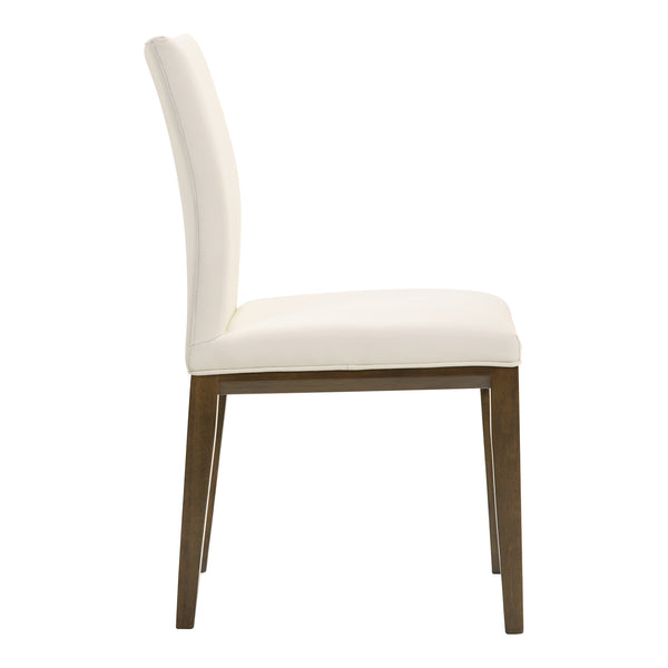 Frankie Dining Chair White-Set Of Two