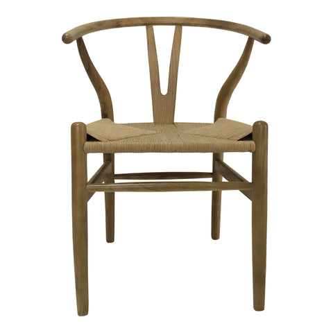Ventana Dining Chair Natural-Set Of Two