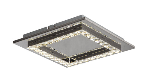 Square LED Flush Mounts