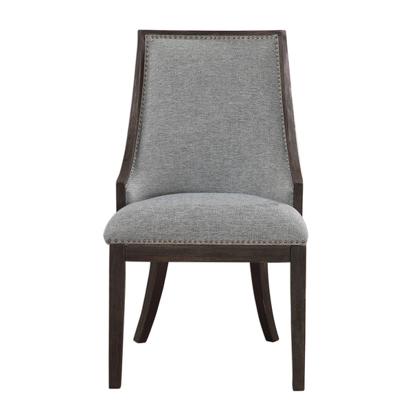 Janis Ebony Accent Chair