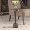 Masika Bronze Accent Table