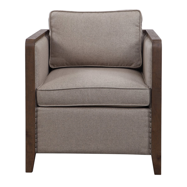 Ennis Contemporary Accent Chair