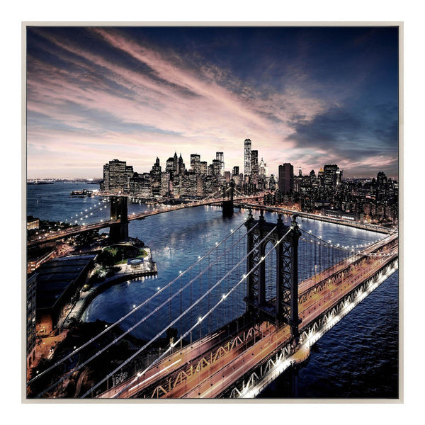City Of Dreams Wall Decor