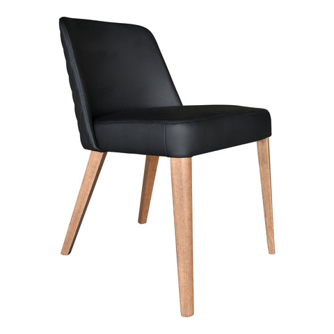 Outlaw Dining Chair Black-Set Of Two