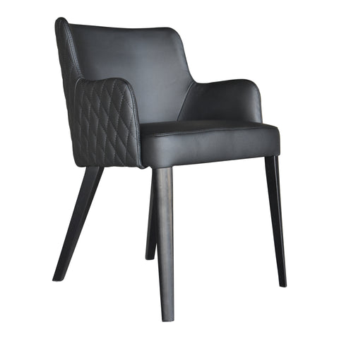 Zayden Dining Chair Black