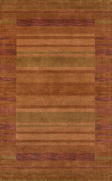 Gramercy Hand Loomed Lamb's Wool Indian Area Rug