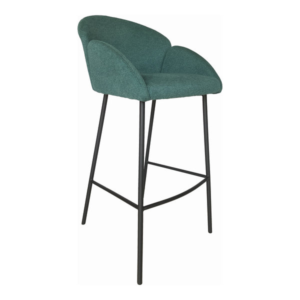 Gigi Bar Stool Green