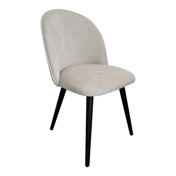 Clarissa Dining Chair Light Grey-Set Of Two