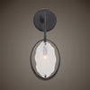 Maxin Dark Bronze 1 Light Sconce