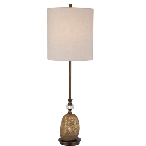 Aurum Gold Buffet Lamp