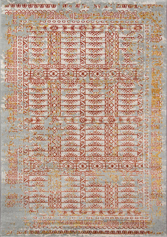 Luxe Turkish Machine Made Area Rug