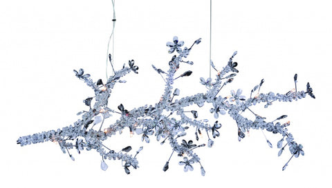Clear Crystal Chandeliers