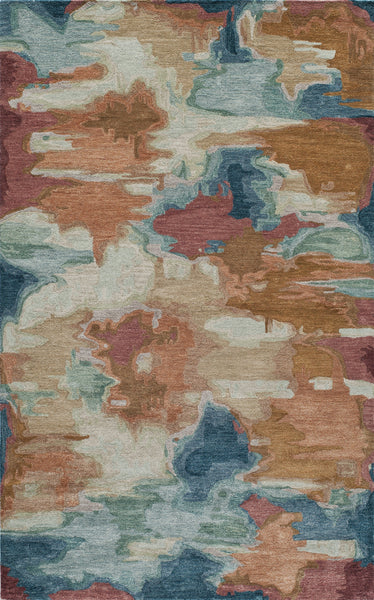 Millenia Hand Tufted Indian Area Rug