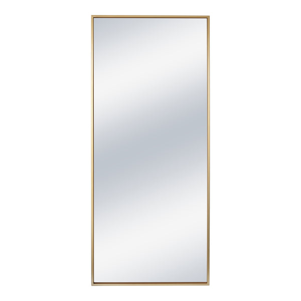 Squire Mirror Gold
