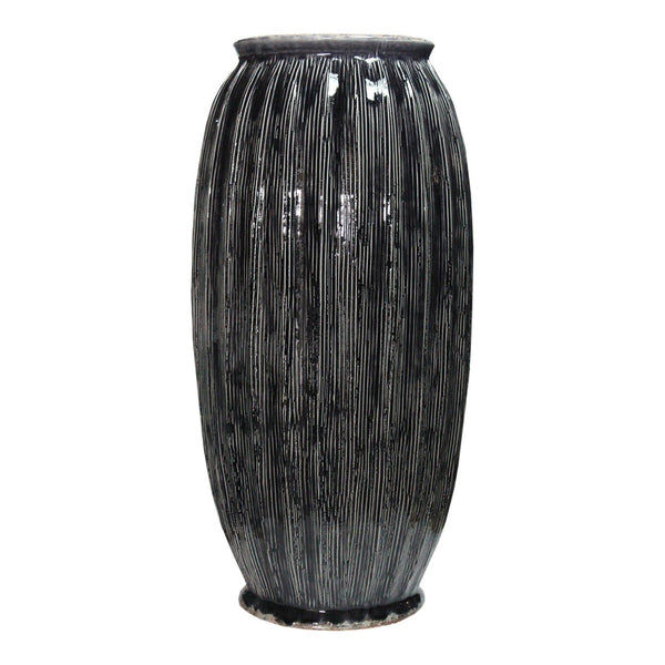 Corbis Vase Dark Blue
