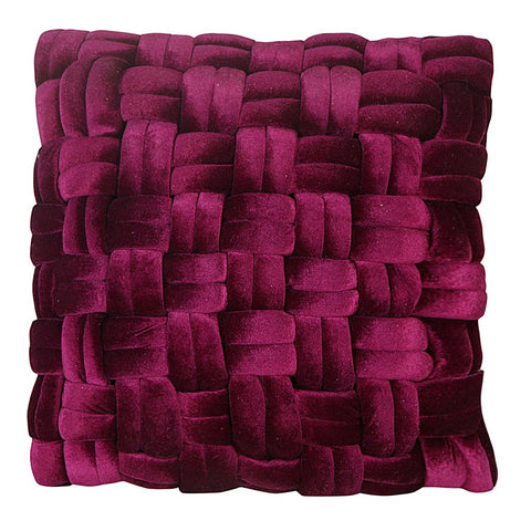Pj Velvet Pillow Wine