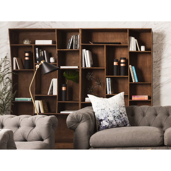 Niagara Cube Bookcase Left