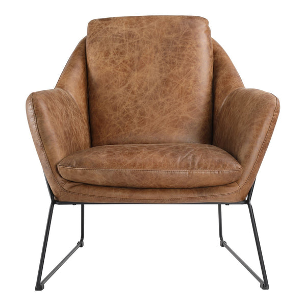 Greer Club Chair Cappuccino