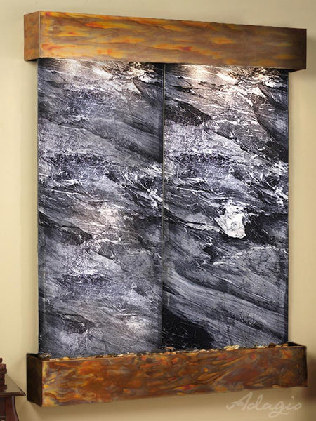 Majestic River Black Marble