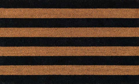 Hand Woven Stripe Area Rug