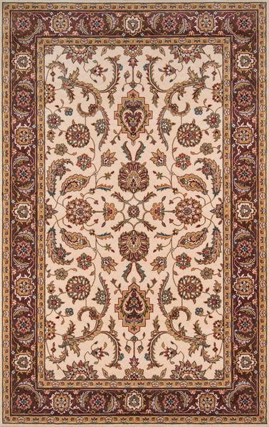 Persian Garden Chinese Machine Made Area Rug