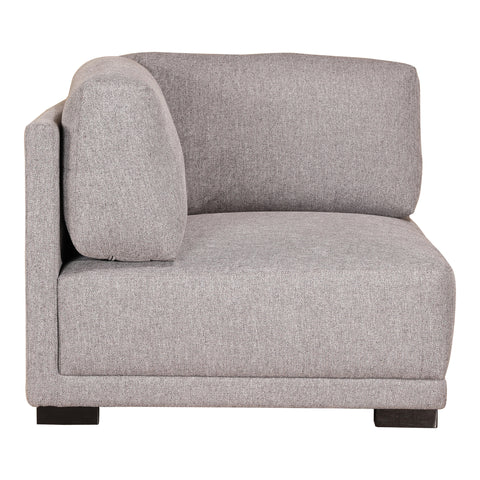 Romeo Corner Chair Grey