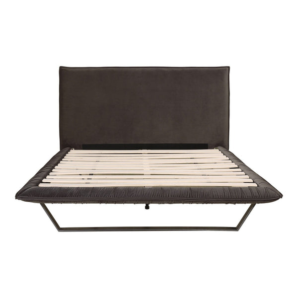Manilla Queen Bed Slate