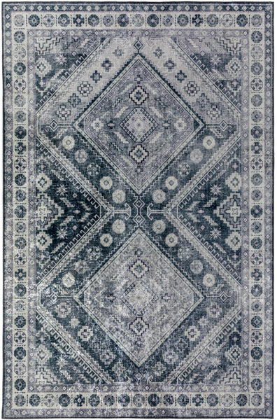 Rou Pewter Area Rug