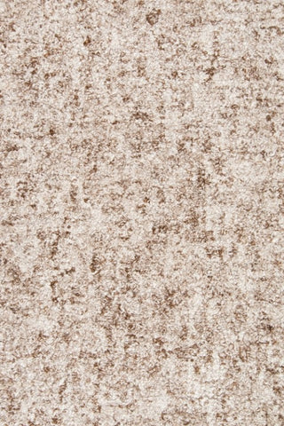 Shangri La Brown Wool and Viscose Area Rug