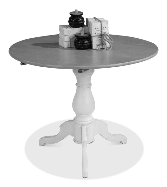 Round Pedestal Bistro Table