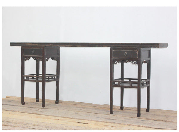 Antique Ming Style Console