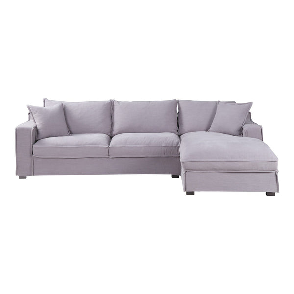 Chill Sectional Grey Right