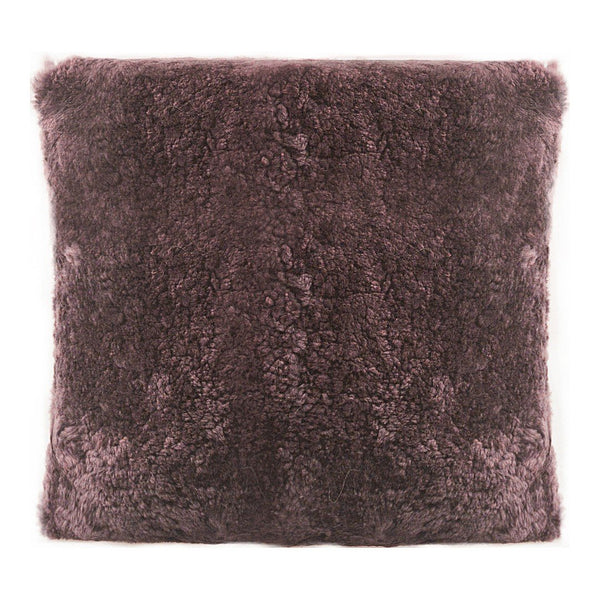 Hunter Wool Pillow Chocolate