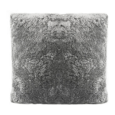 Hunter Wool Pillow Grey