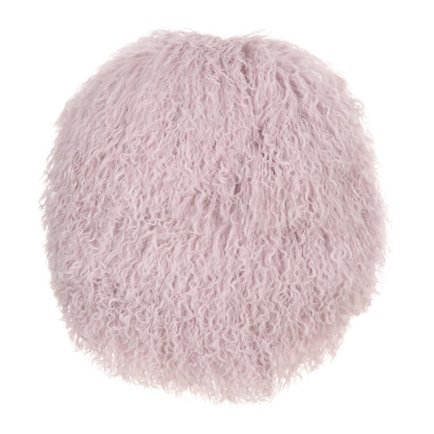 Dome Pillow Taro Purple