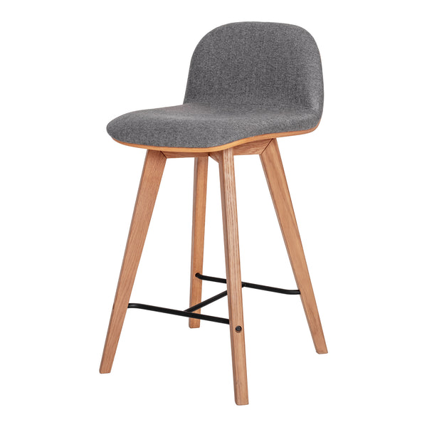 Napoli Counter Stool Grey
