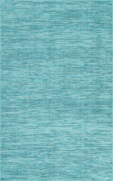Zion Teal Area Rug