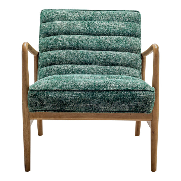 Adeline Accent Chair Green