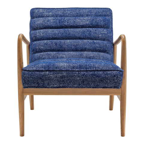 Adeline Accent Chair Blue